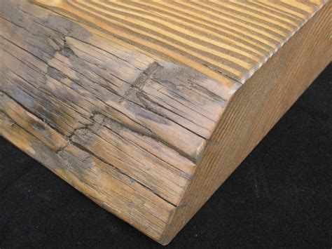 Reclaimed Wood Flooring Seattle by Douglas Fir Reclaimed Telephone Pole Countertops Modern