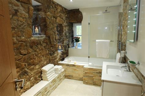 barn conversion bathrooms luxury eco self catering close to padstow luxury self