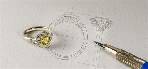 Handcrafted Jewelry Designers - custom designs william h diller jewelers