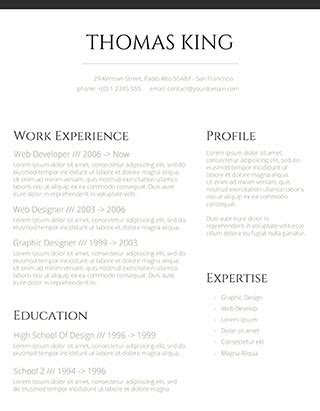 110 Free Resume Templates For Word Downloadable Freesumes Clean Resume Template Word