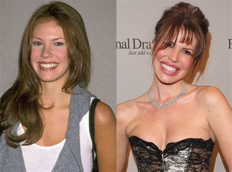 nikki cox before and after plastic surgery nikki cox from face changes that shocked the world e news