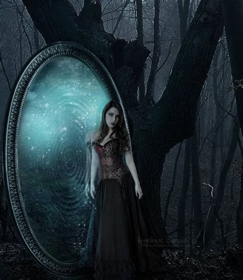 black mirror magic magic mirror striking pinterest