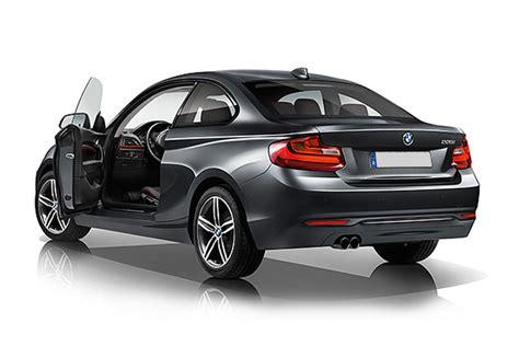 2 door bmw coupe bmw 218i 2 door coupe 1 5 m sport leasing