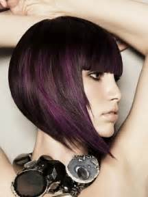 black violet hair color fall 2010 cool hair color ideas