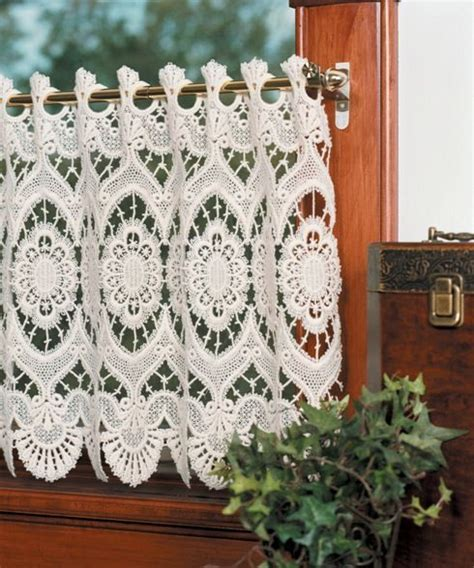 french macrame lace curtains pinterest the world s catalog of ideas