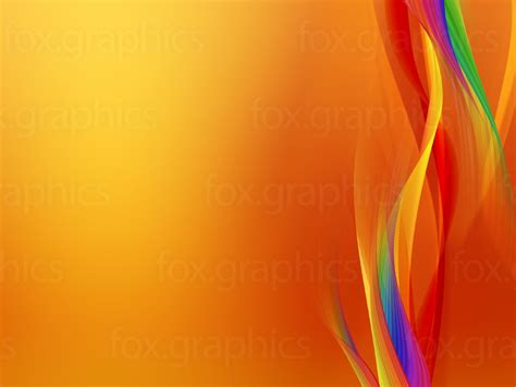 cool orange cool orange background fox graphics