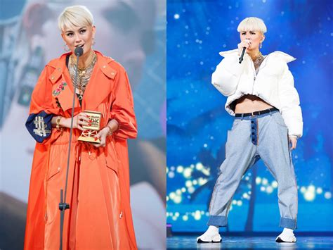 A New Trend The Black Lens Agnez Mo style spotlight all major fashion moments at 2017 y kpop