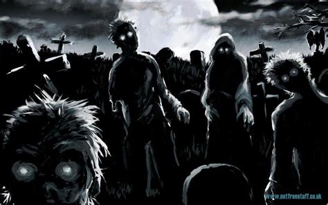 zombies wallpapers uskycom