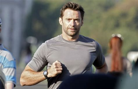hugh jackman bench celebrity fitness tips and diet plans newsday