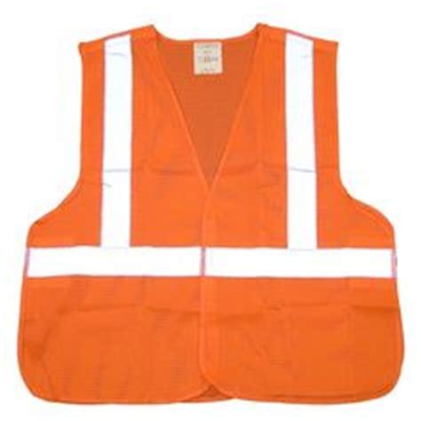 vest orange blaze orange safety vest