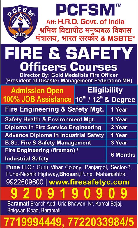 Mba In Safety Management In India by Engineering Degree Distance Learning India 2017 2018
