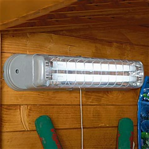 To Shed Light On by Let Your Shed Dazzle With Solar Powered Shed Light Ecofriend