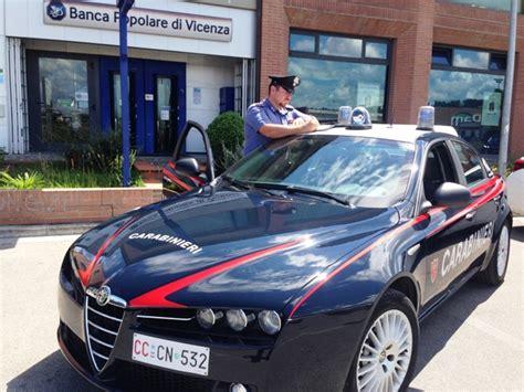 Banca Popolare Vicenza Firenze by Controlli Dei Carabinieri Nel Comprensorio E In Valdera