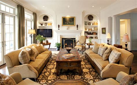 Interior Decorating Ideas by Asbury Interiors Traditional Home Designs