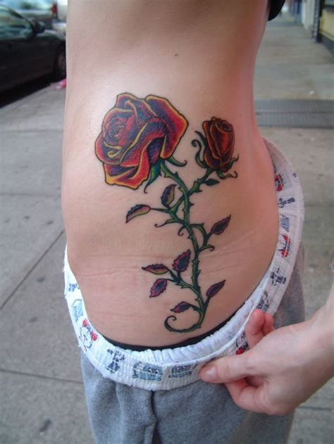 tattoo for girl on side tattoos for girls on side