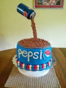 pepsi birthday cake happy birthday