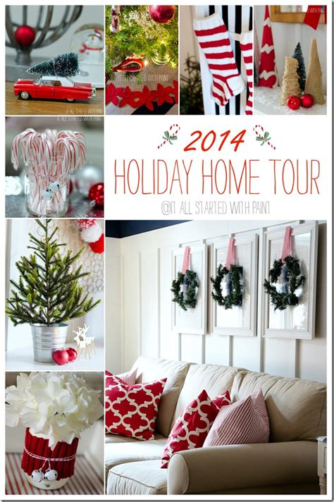 christmas home decor 2014 2014 christmas decor christmas decore