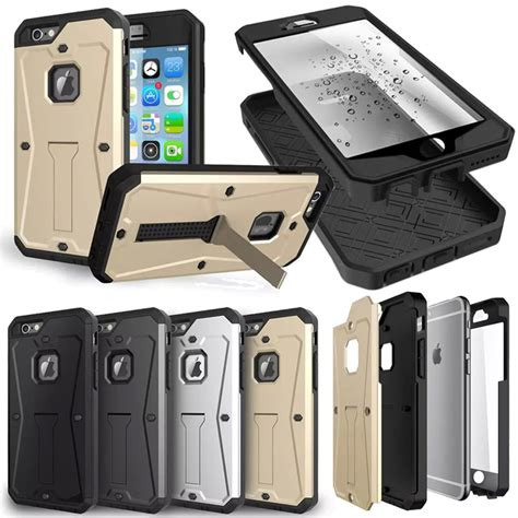 Iphone 6 7 8 Future Armor Robot Shockproof Holster future 3in1 hybrid stand silicone tpu shockproof armor cover for iphone 6 4 7