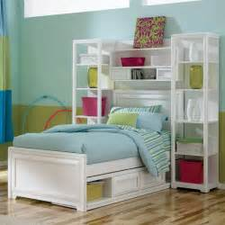 girls bed with storage pics photos cool girls bedroom storage ideas