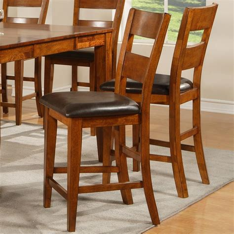 Steve Silver Counter Stools by Steve Silver Mango Go900cck Ladder Back Counter Stool