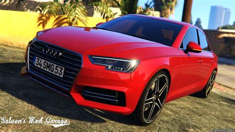 Audi A4 Abt Tuning by 2017 Audi A4 Quattro Abt Replace Tuning для Gta 5