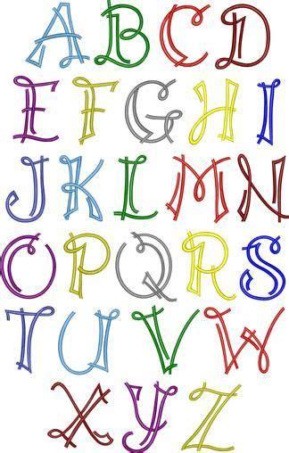 free printable fonts for scrapbooking scrapbook embroidery font scrapbook ideas pinterest