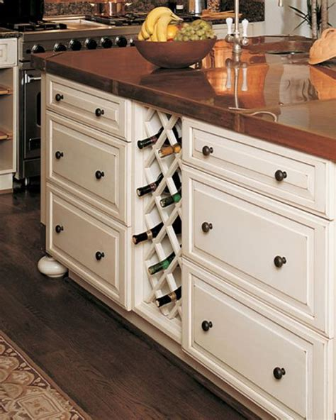 kitchen rack designs 10 built in diy wine storage ideas home design and interior