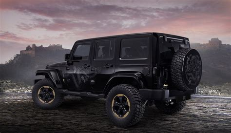 Best Year For Jeep Wrangler 2012 Jeep Wrangler Year Of The Concept Picture