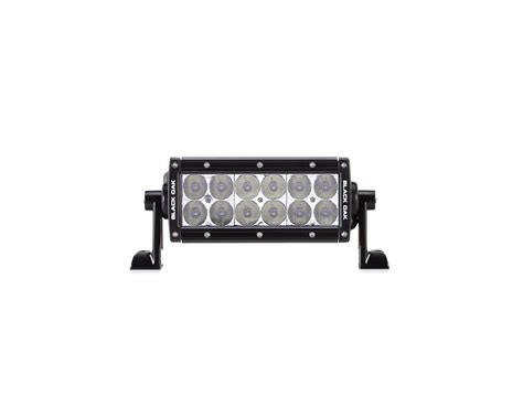6in Led Light Bar 6 Inch Led Light Bars Road Light Bars Black Oak Led Tagged Quot 6 Inch Quot