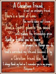 Thank You Letter Christian Friend 25 best christian friendship quotes on pinterest