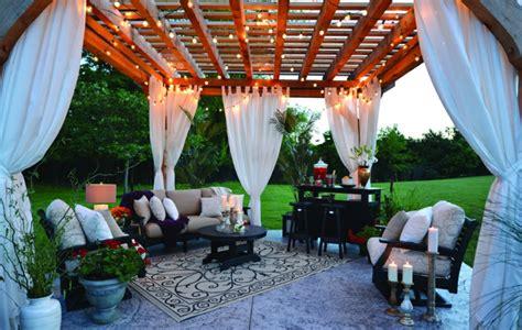 cortinas para terraza telas para terrazas 50 acolchados y tapizados para exterior