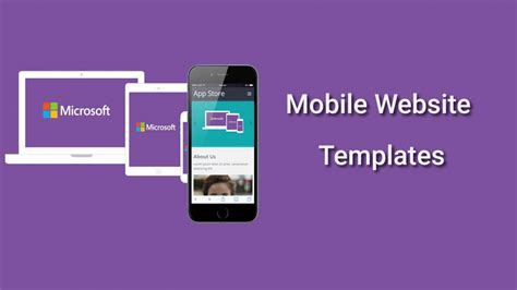 mobile templates 20 free responsive mobile website templates 2018 on air code