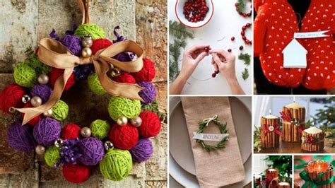 christmas decorations to make yourself diy beautiful decorations you can make yourself closer