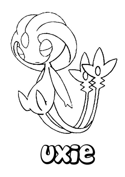 free coloring pages of drawing of pokemon