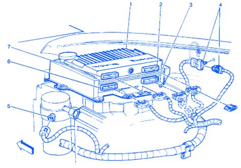 spark wire diagram chevy 4 3 28 images solved i a 94