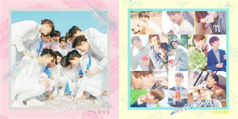 download mp3 full album seventeen seventeen s 1st full album love letter makes impressive