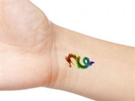 dragon wrist tattoo 18 amazing wrist tattoos