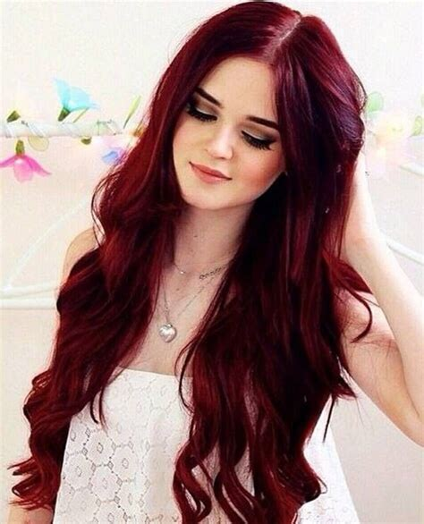 red hairstyles 2015 long red hairstyles 2015 full dose
