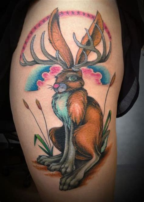 golden rule tattoo 1000 images about jackalope tattoos on