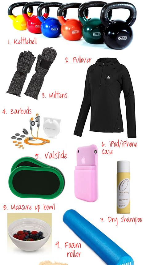 bridal fitness holiday gift guide