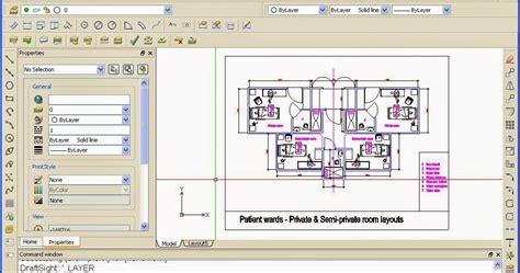 draftsight floor plan draftsight floor plan tutorial