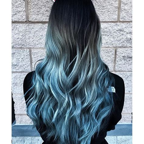 silver blue hair on pinterest lemon hair highlights blue silver hair looks like a divine welcome to the cold