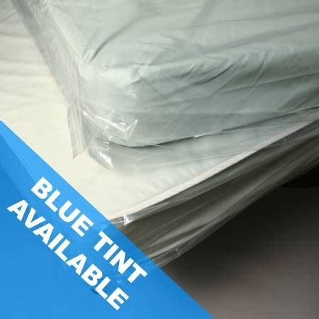 Plastic Mattress And Box Covers by 1 5 Mm Plastic Mattress Cover 39 Quot X 90 Quot X 9 Quot By Elkay