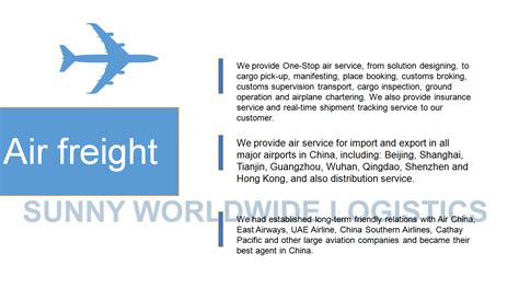 air freight ddp shipping rates from guangzhou to kuala lumpur