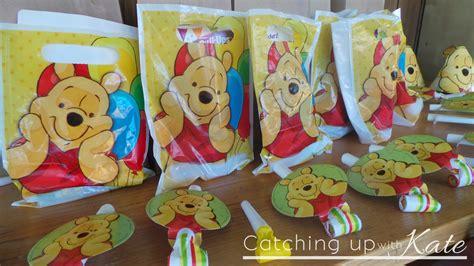 Winnie The Pooh Decorations by Winnie The Pooh Birthday