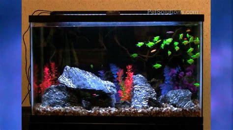 aquatic life led aquarium light fixture petsolutions aquatic life expandable led aquarium