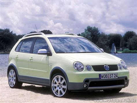 volkswagen polo 2005 2005 volkswagen cross polo pictures information and