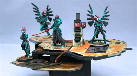 how to paint infinity miniatures infinity light miniatures