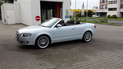 Audi A4 Cabrio Technische Daten by Audi A4 Cabrio Christian29 Tuning Community