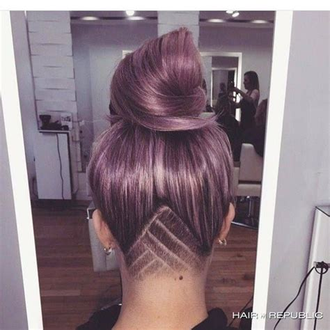 best 25 half shaved hair ideas on pinterest shaved side